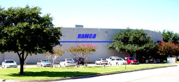 Photo of RAMCO office